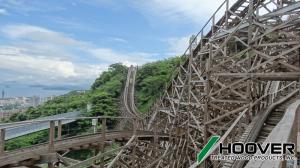 深圳木質過山車